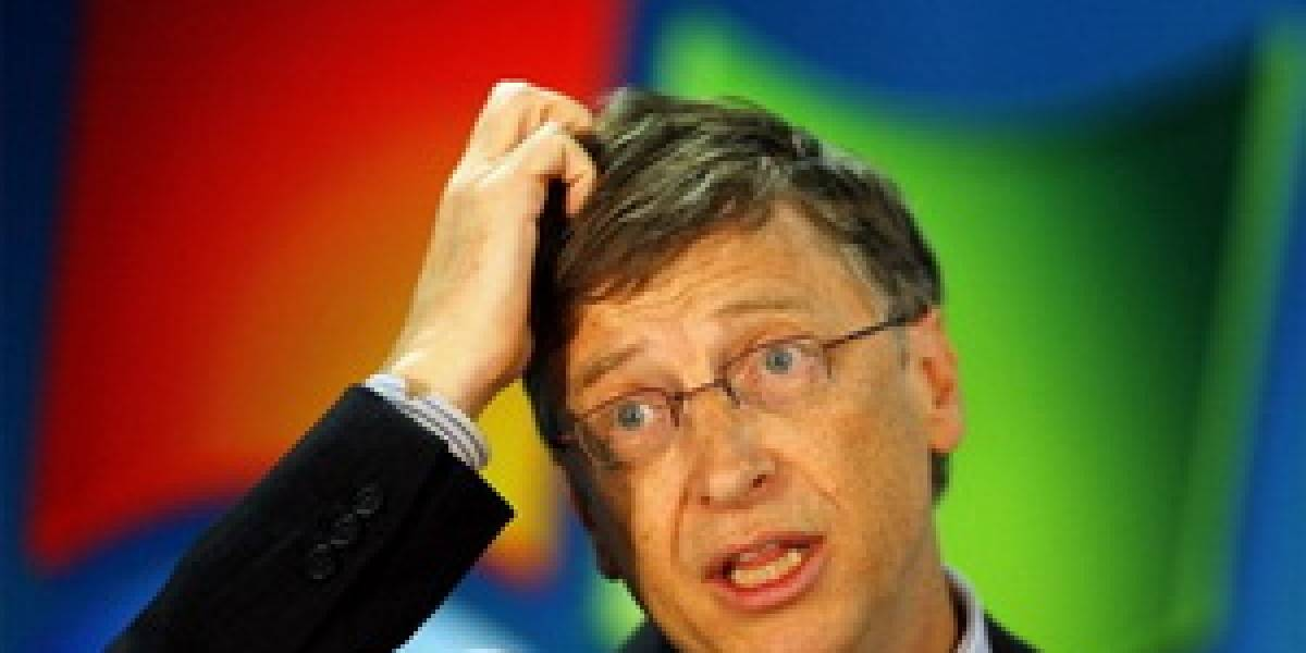 Gates no es el hombre más rico del mundo