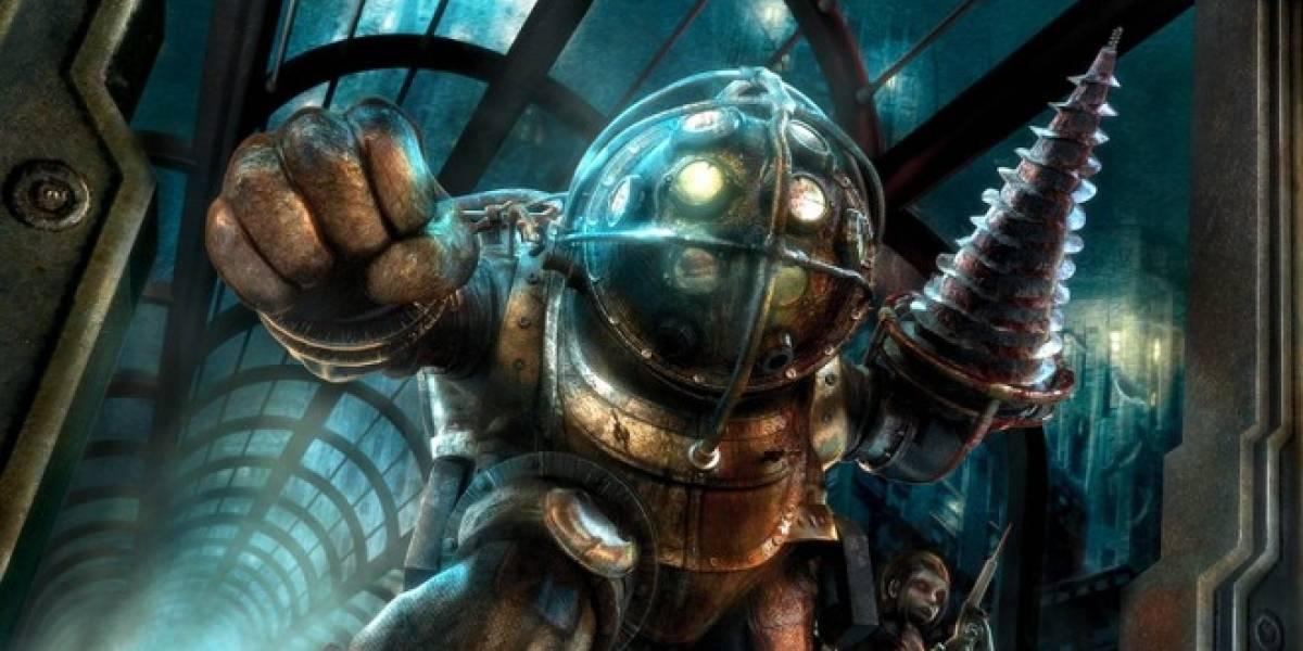 Ken Levine mató a la película de BioShock