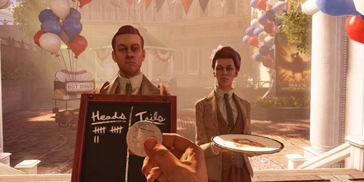 BioShock Infinite ha vendido más de 3.7 millones de unidades