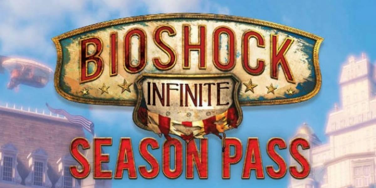 Se anuncia pase de temporada para Bioshock Infinite