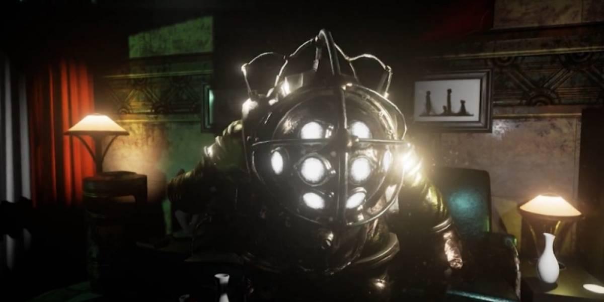 Así se vería BioShock en Unreal Engine 4