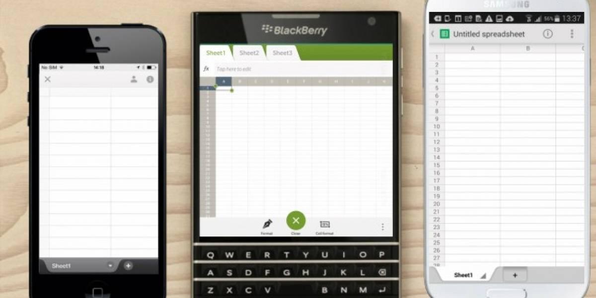 Filtran especificaciones técnicas detalladas del Blackberry Passport