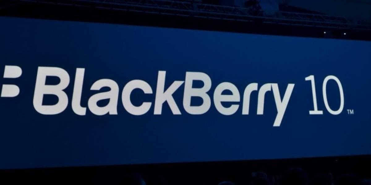 Actualización a BlackBerry OS 10.3.1 llegaría este 19 de febrero