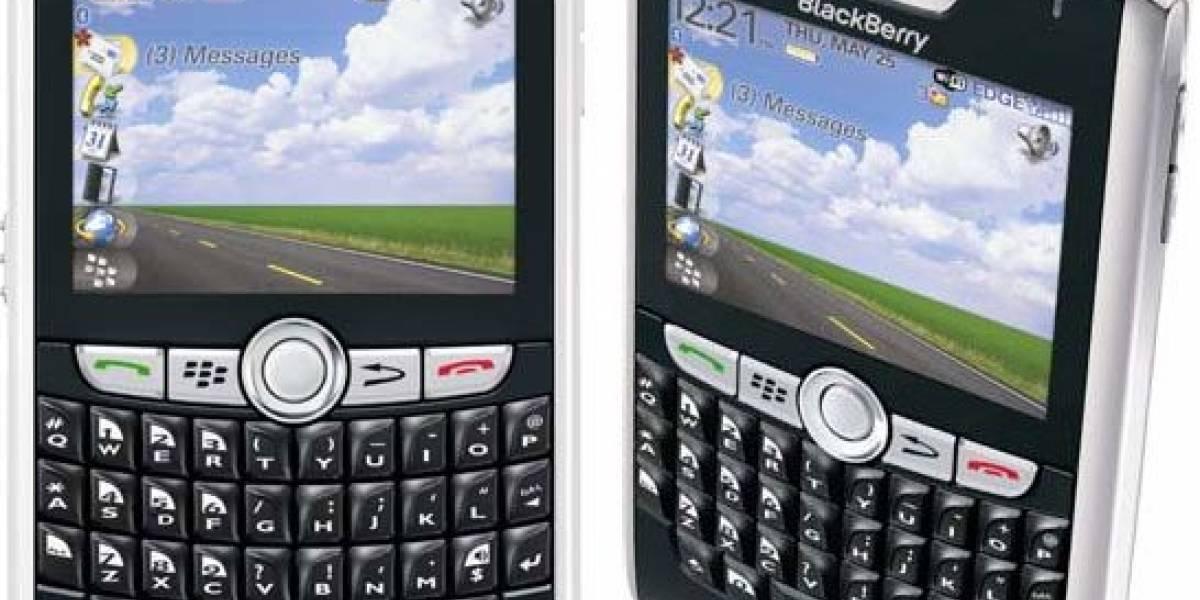 OS 4.5.0.97 y .93 para BlackBerry 8130, 8330 y 8820