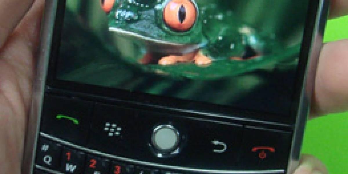 BlackBerry 9000 será anunciado el 12 de Mayo en WES 2008