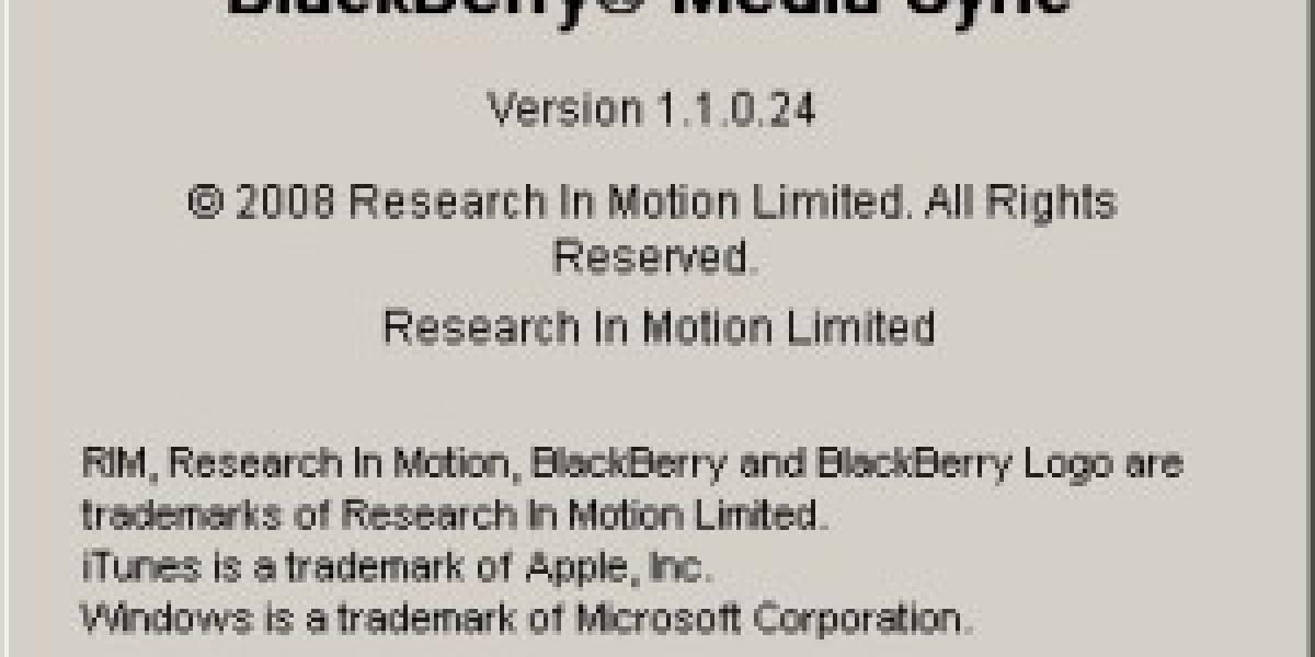 Nueva actualización del BlackBerry Media Sync