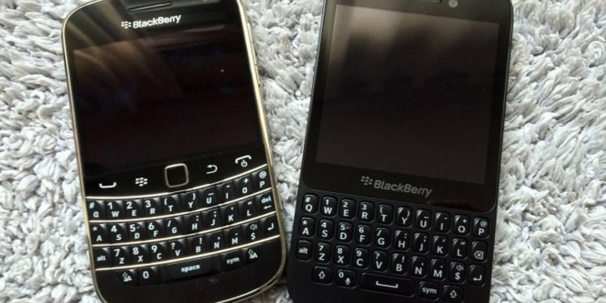 BlackBerry Classic podría llegar en noviembre