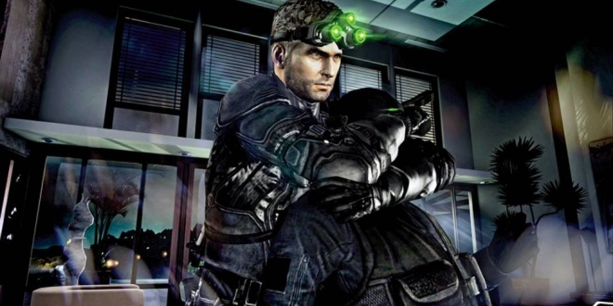 Así se mueve Sam Fisher en el nuevo video de Splinter Cell: Blacklist