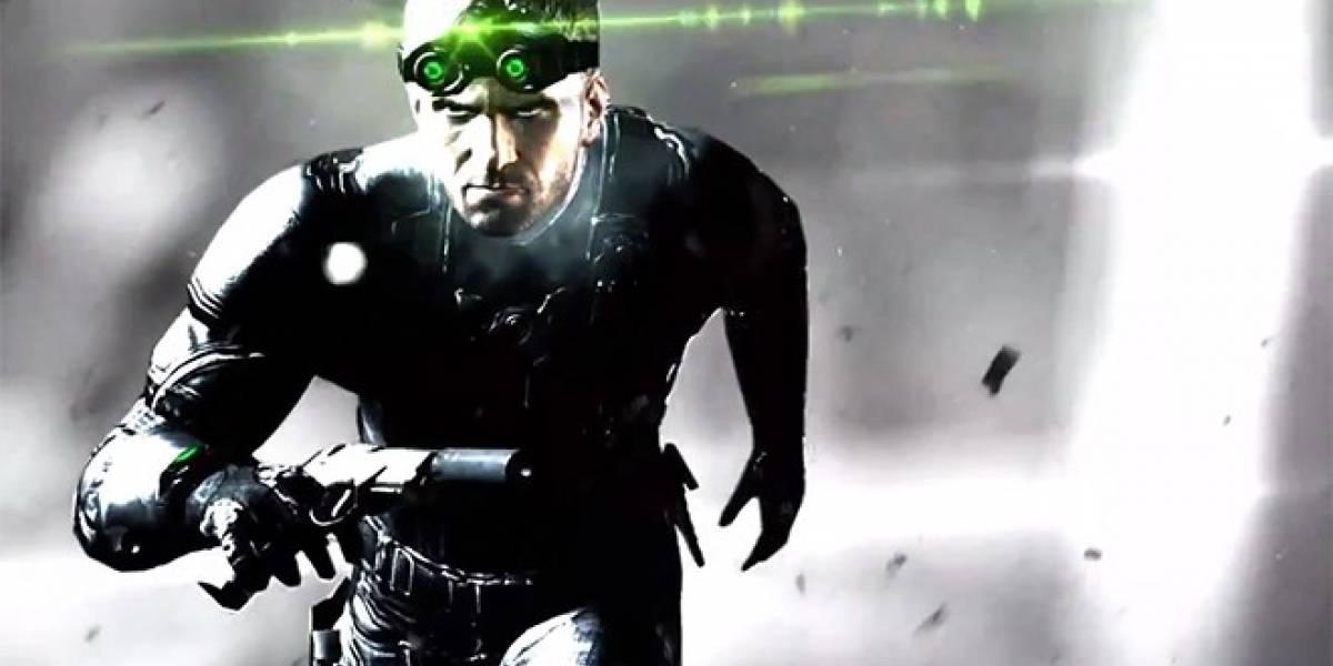 Sam Fisher se mueve entre las sombras en el nuevo tráiler de Splinter Cell: Blacklist