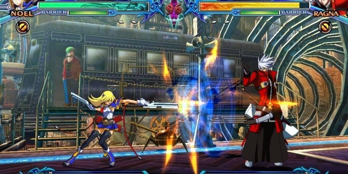 BlazBlue: Chrono Phantasma llega en junio a PS Vita