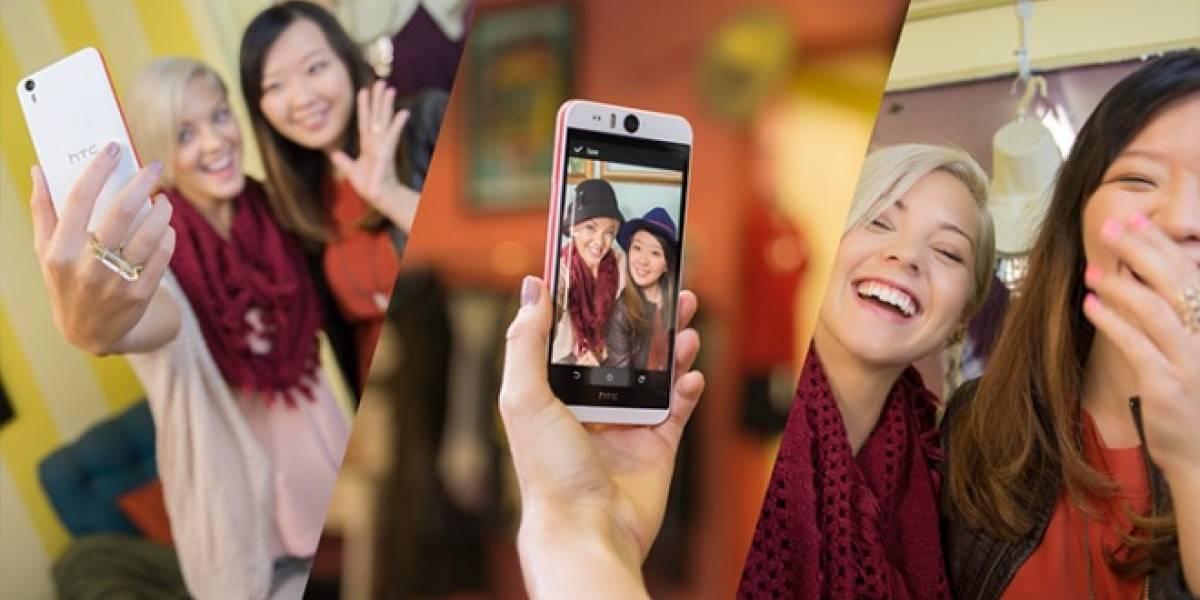 Ya es oficial el nuevo HTC Desire Eye