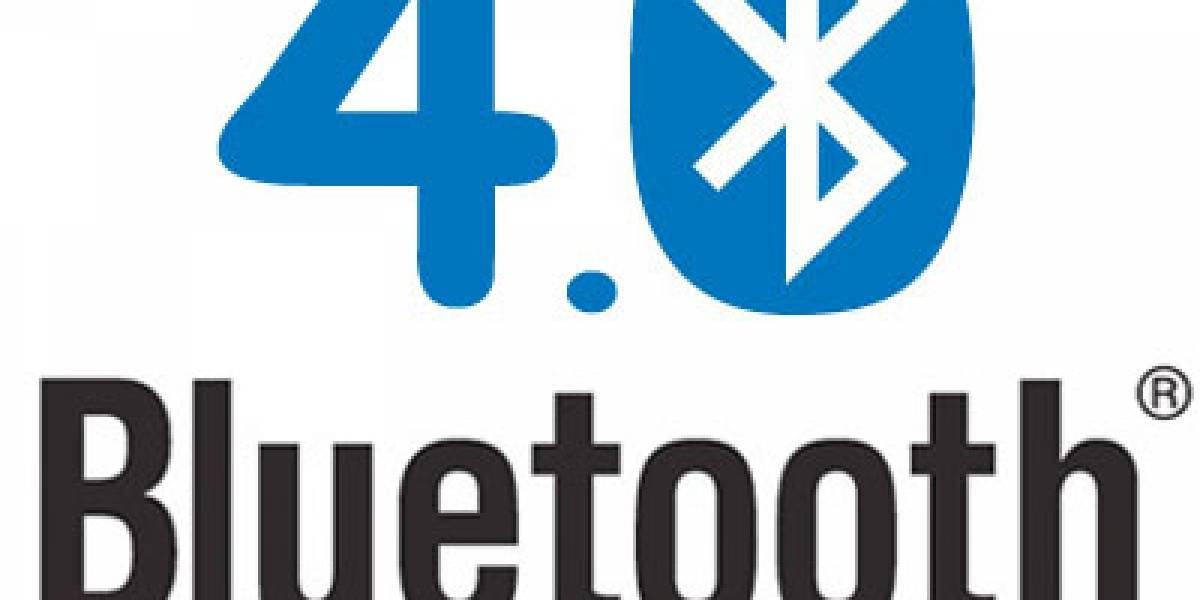 Bluetooth 4.0 listo para adoptarse