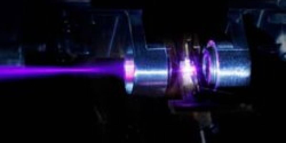 Sony desarrolla láser azul-violeta para discos Blu-ray de 1 TB