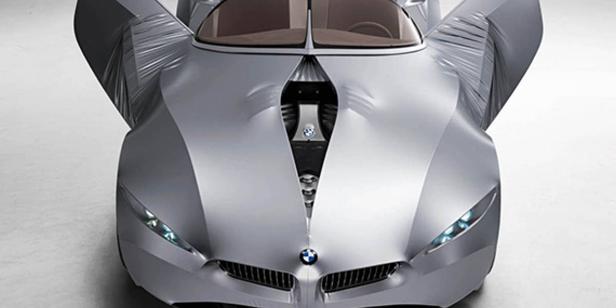 Imperdible: El GINA Light Visionary Model de BMW