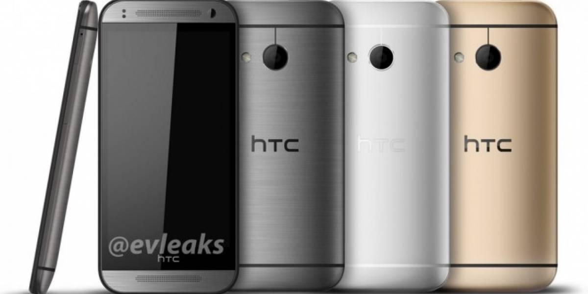 Imagen filtrada del HTC One mini 2 revelaría que no posee doble cámara
