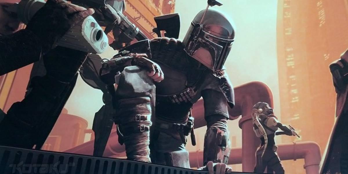 Boba Fett habría sido el protagonista de Star Wars 1313