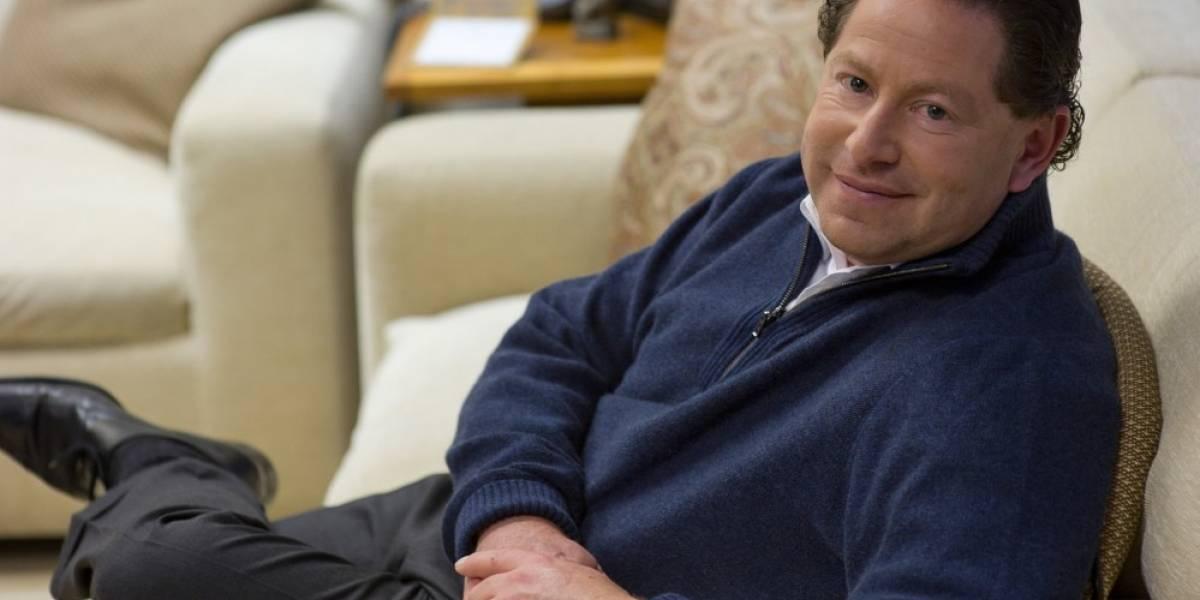 Bobby Kotick recibió cuantioso bono por desempeño en Activision