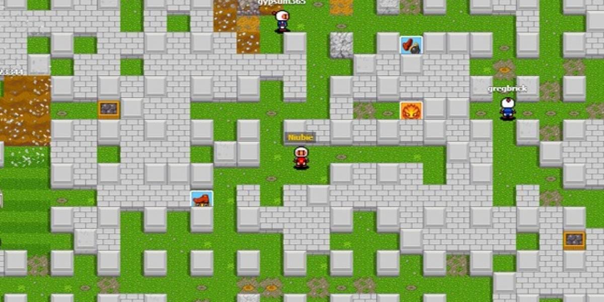 Fanáticos crean MMO de Bomberman con motivo de su 30 aniversario