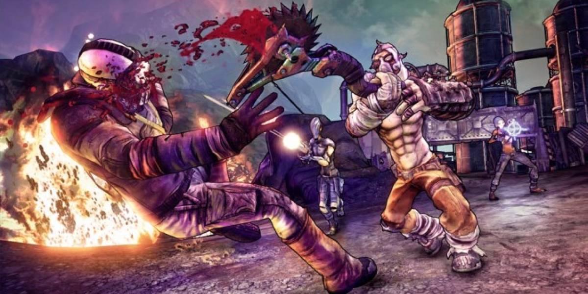 Gearbox prepara más DLC para Borderlands 2 y una nueva franquicia