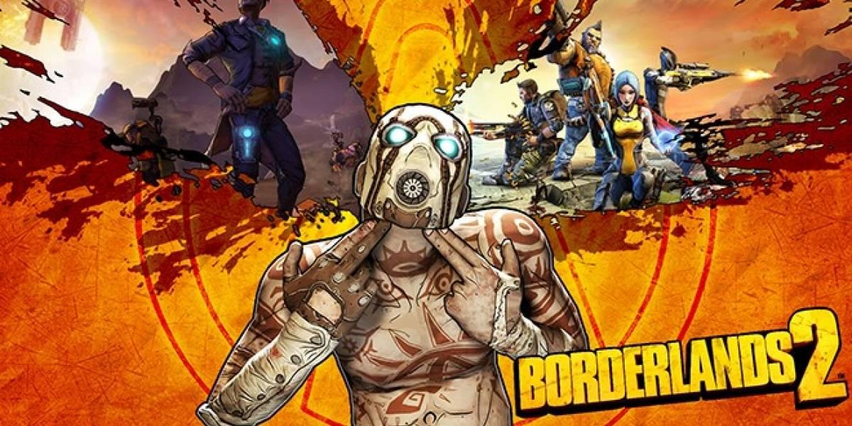 DLC de Borderlands 2 también llegará en formato físico