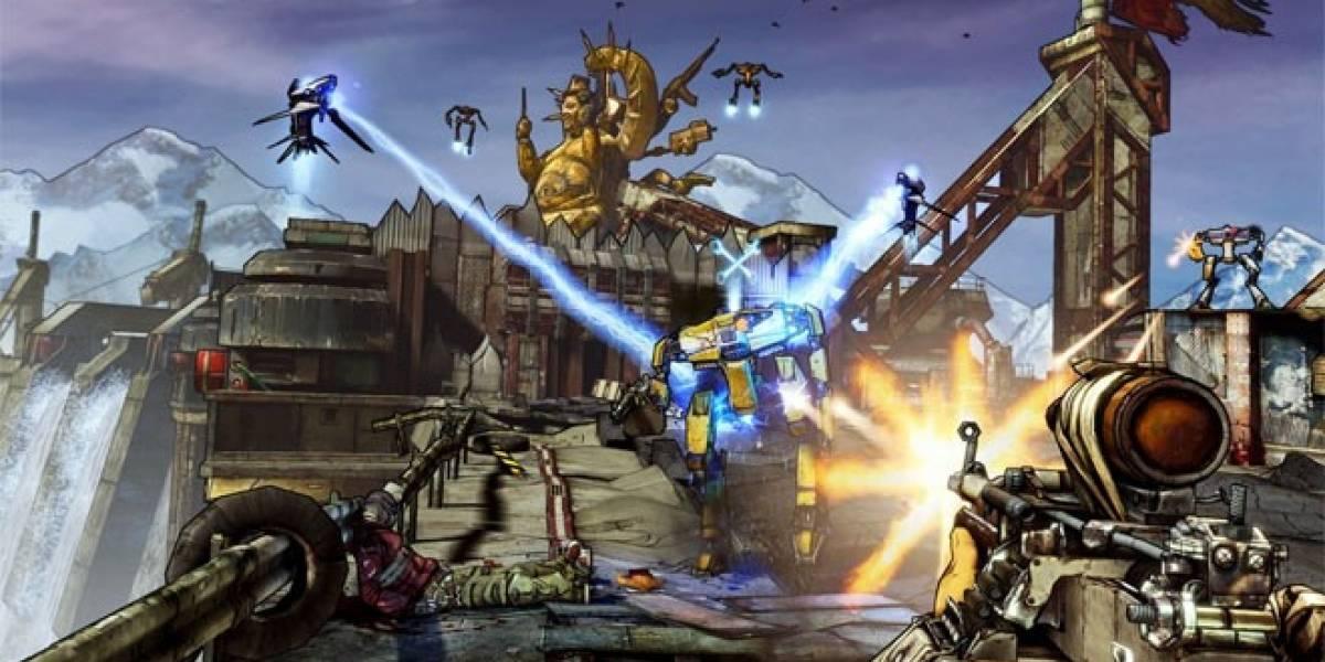 Al jefe de Gearbox le encantaría una versión de Borderlands 2 en Vita