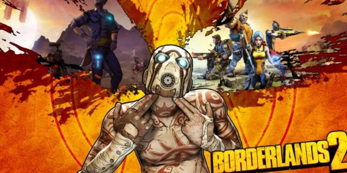 Gearbox revela sus planes para Borderlands 2