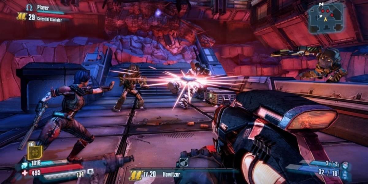 2K Games no piensa en llevar Borderlands: The Pre-Sequel a la nueva generación