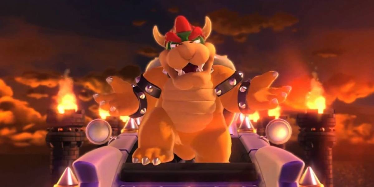 Double Mario a escena en el nuevo tráiler de Super Mario 3D World