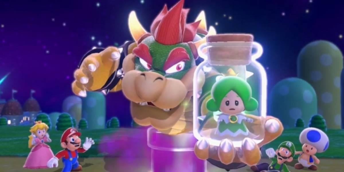 Mira el nuevo tráiler de Super Mario 3D World