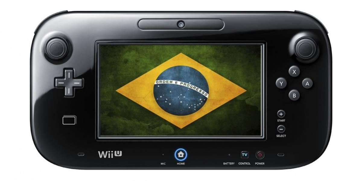 Nintendo Wii U se lanzará oficialmente en Brasil a un precio de USD $825