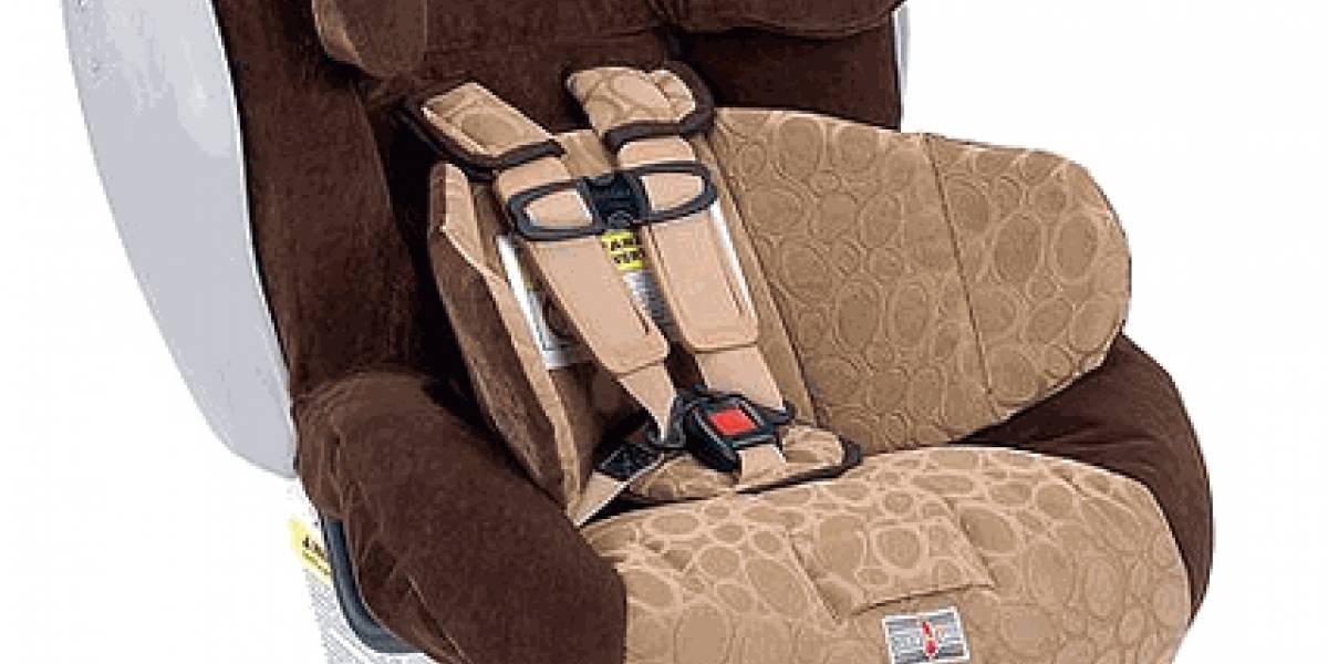 Britax Advocate CS, una silla de seguridad y trono para los pequeños