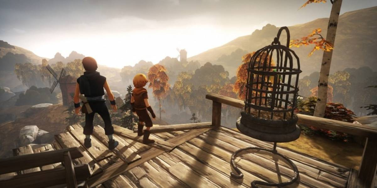 Brothers: A Tale of Two Sons [NB Labs]