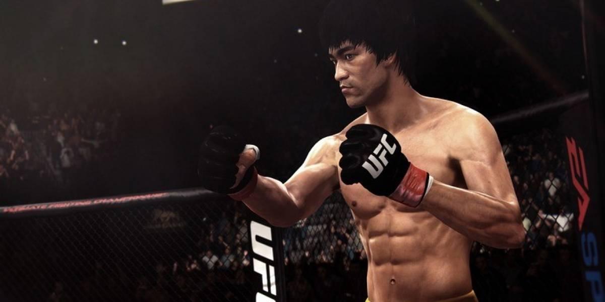 Bruce Lee se une al elenco del nuevo UFC