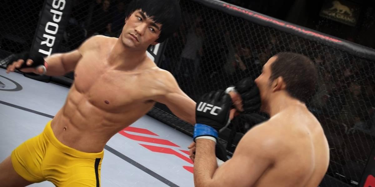 Bruce Lee en acción en nuevo video de EA Sports UFC