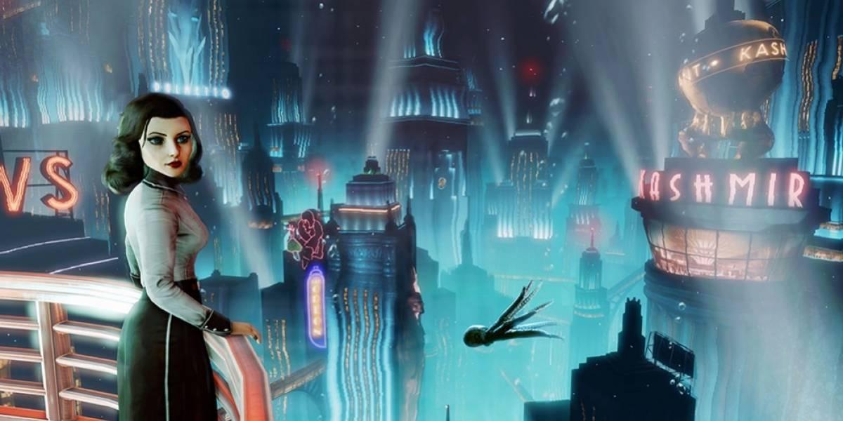 Revelan los primeros detalles del DLC para BioShock Infinite