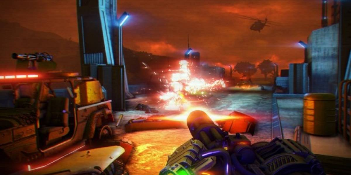 Aparecen imágenes y soundtrack de Far Cry 3: Blood Dragon