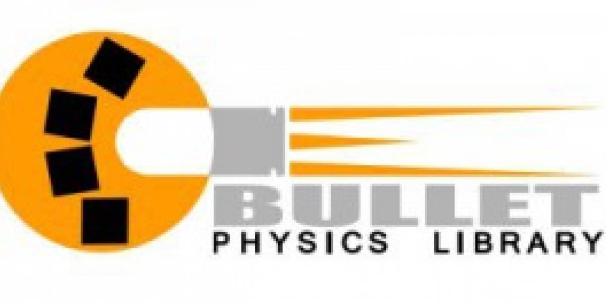 Bullet Physics 2.77 SDK con soporte OpenCL y Direct Compute