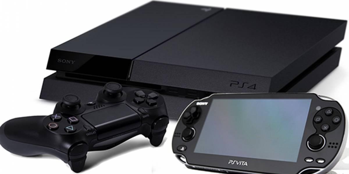 Sony confirma bundle de PlayStation 4 con PS Vita en Reino Unido