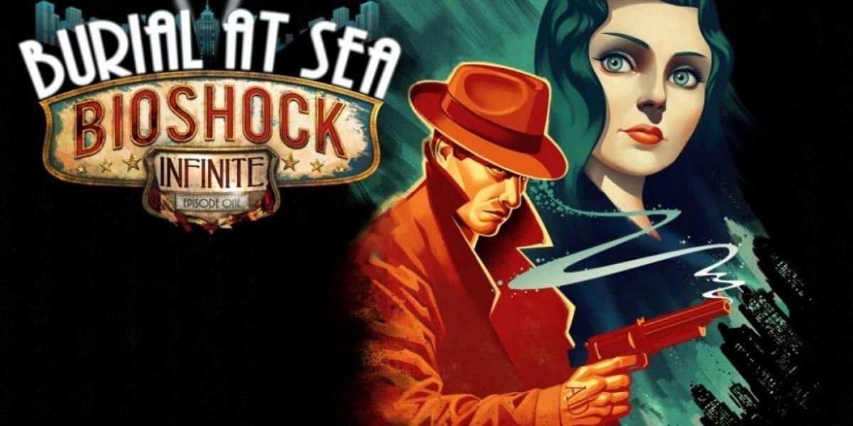 Ken Levine se refiere al próximo contenido descargable de BioShock Infinite