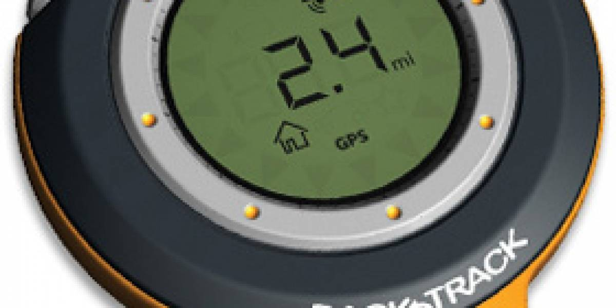 Bushnell BackTrack, un GPS muuuy simple