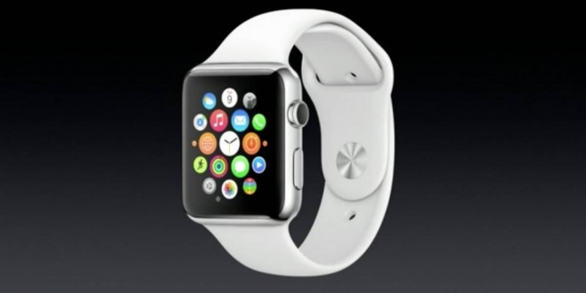 Apple Watch llegará entre marzo y junio de 2015
