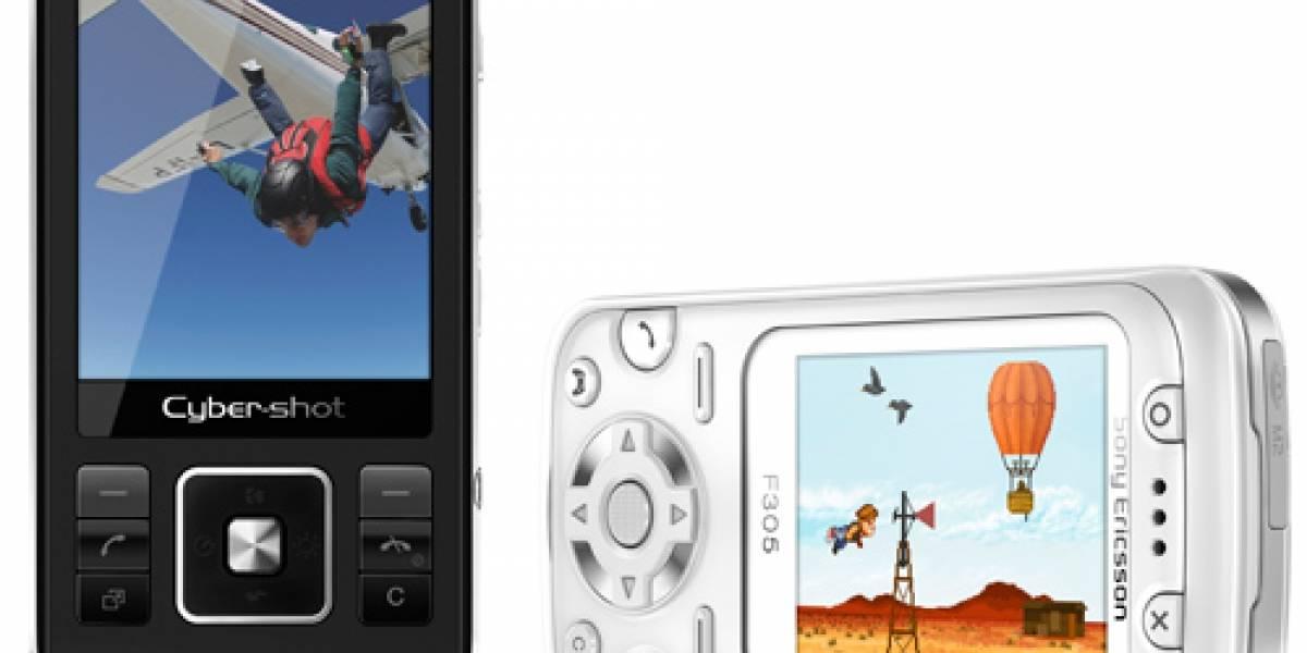 Prueba los nuevos Sony Ericsson C905 y F305