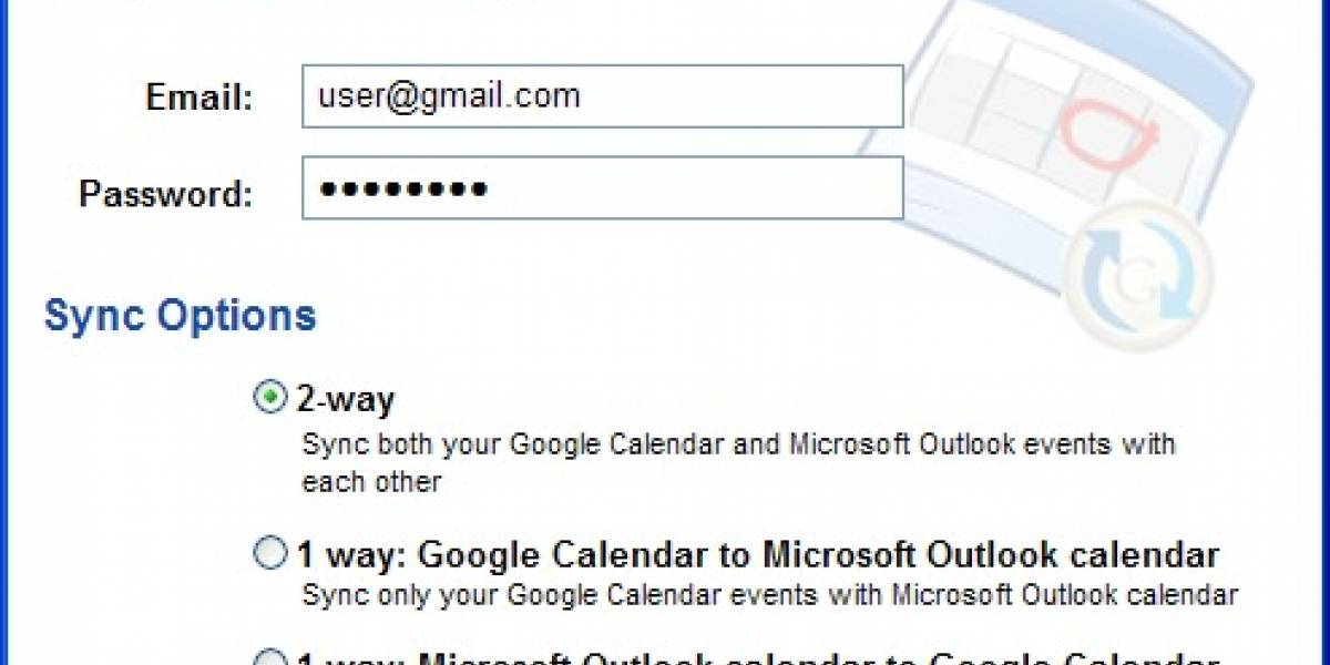 Sincroniza Google Calendar con Outlook