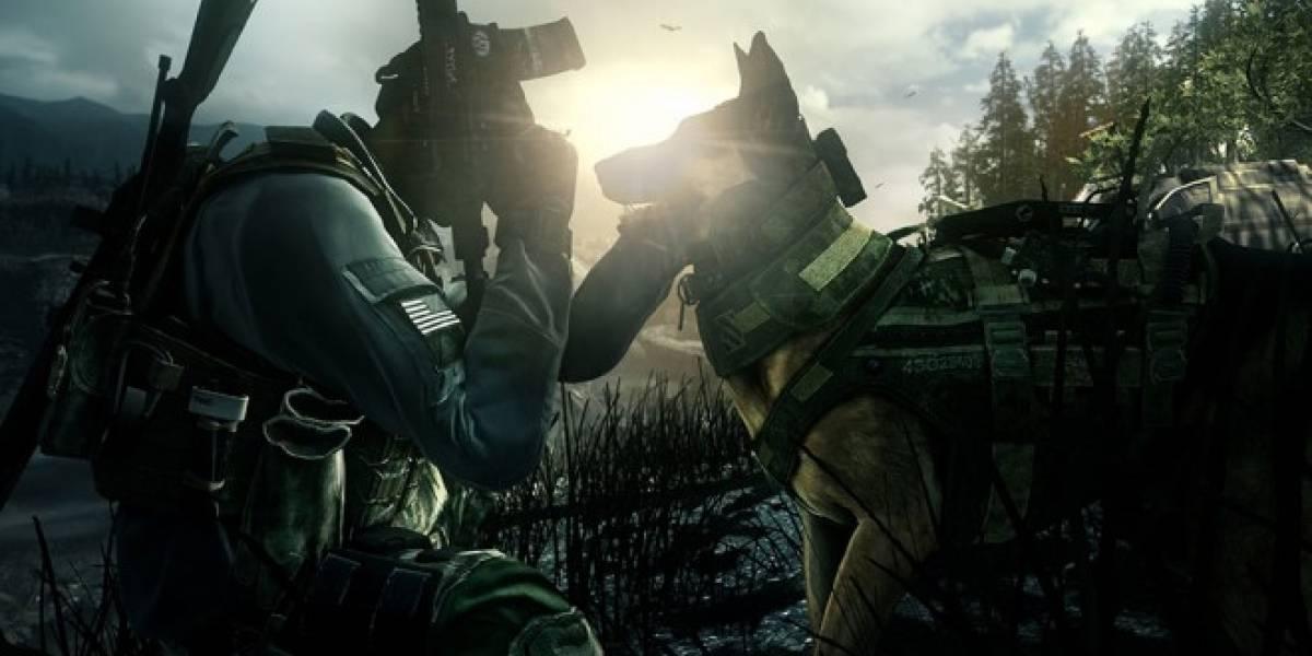 Call of Duty: Ghosts y su tráiler de lanzamiento