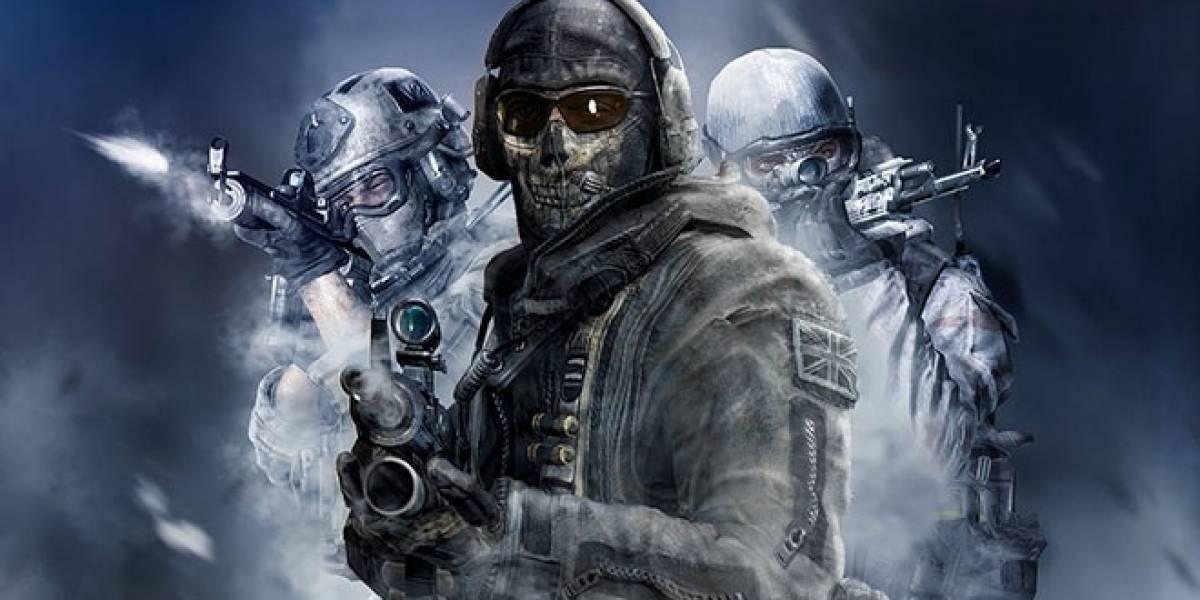 Tienda revela nuevos detalles e incluso la fecha de lanzamiento de Call of Duty: Ghosts
