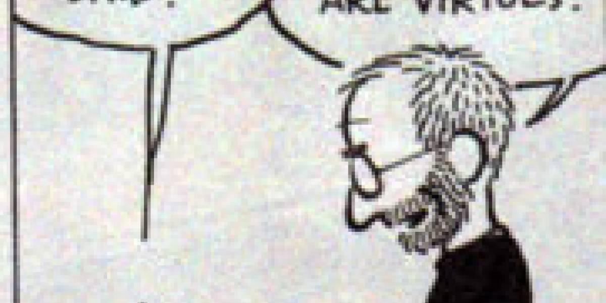 Calvin y Jobs
