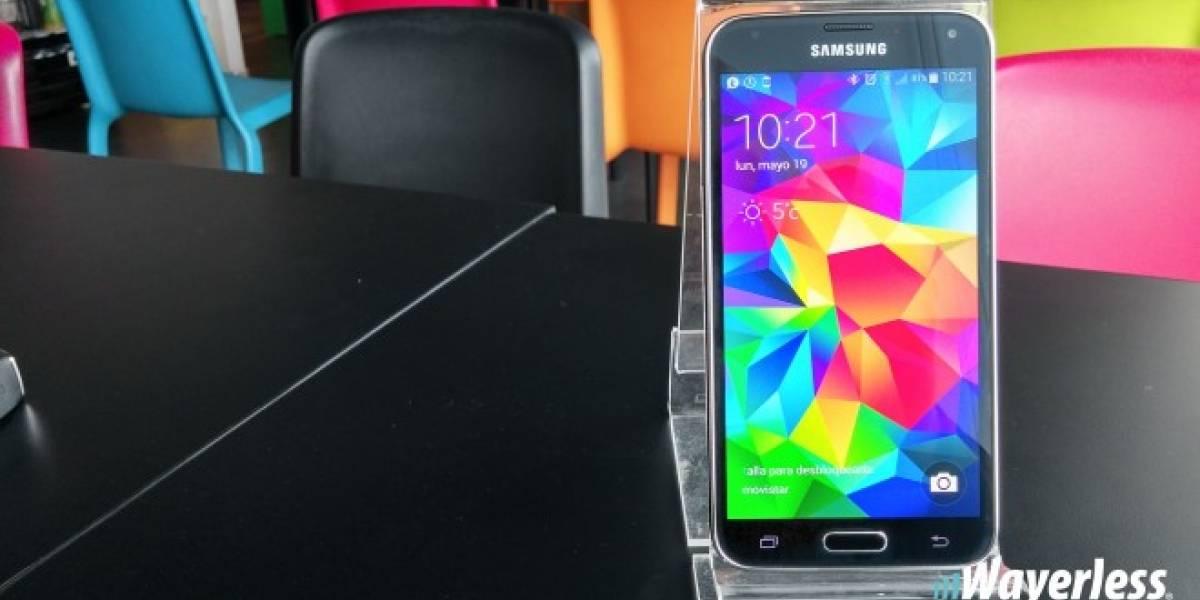 Samsung ya se encuentra probando Android 4.4.3 para el Galaxy S5