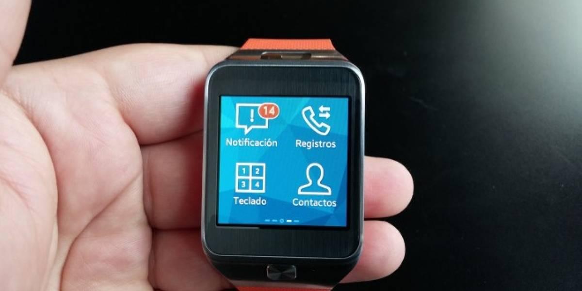 Samsung acapara 71% del mercado de los relojes inteligentes con sus Galaxy Gear