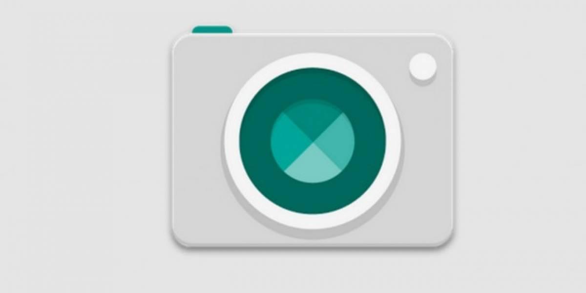 Cámara Motorola se actualiza con nuevo ícono