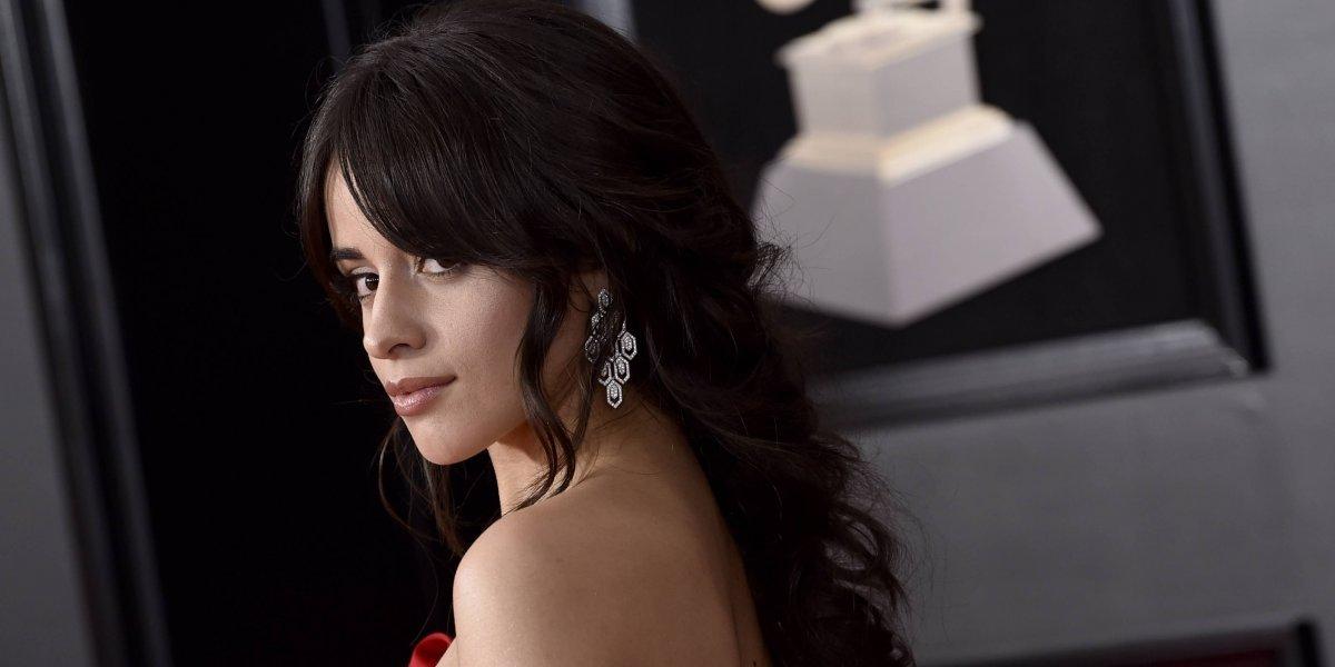 Camila Cabello dedica mensaje en los Grammy a los